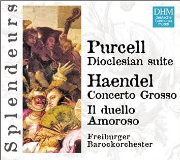 Purcell/Händel: Suite Concerto