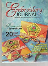 Best embroidery journal magazine Reviews