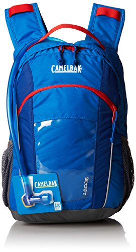 Camelbak Products 2016 Scout Hydration Backpack, Superhero, 50-Ounce