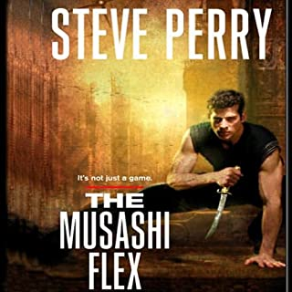 The Musashi Flex audiobook cover art