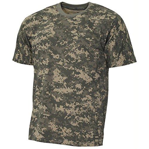 MFH 00130Q US Army Herren Tarn T-Shirt Streetstyle (at-Digital/L)