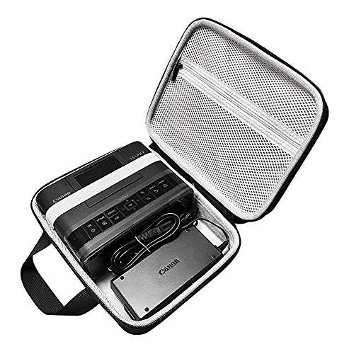 Schutzhülle für Canon Selphy CP1200 Fotodrucker/Canon Selphy CP1300 Kompakter Fotodrucker, EVA-Hartschalentasche