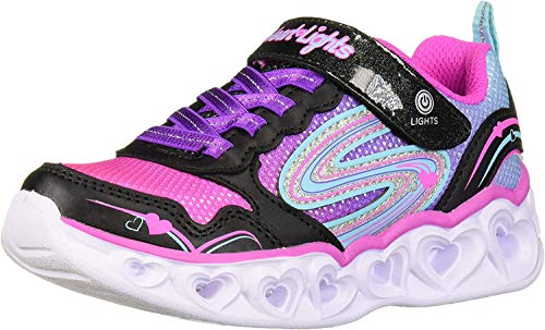 Skechers Heart Lights-Love Spark Zapatillas para niños