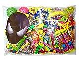 Estupenda Bolsa Grande de Golosinas y Juguetes para Relleno de Piñatas Infantiles. Regalos y Juegos. Dulces para Fiestas de Cumpleaños, Bodas, Bautizos y Comuniones. DC