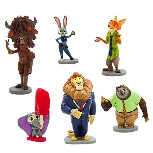 Disney Zootopia 6 Figure Play Set
