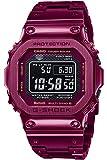 [カシオ] 腕時計 ジーショック Bluetooth 搭載 電波ソーラー GMW-B5000RD-4JF メンズ レッド