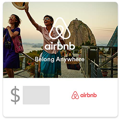 Airbnb Hat Gift Cards - E-mail Delivery