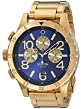 Nixon Men's A4861922 48-20 Chrono Watch