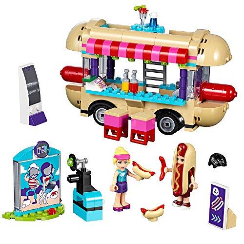 LEGO Friends Amusement Park Hot Dog Van 41129