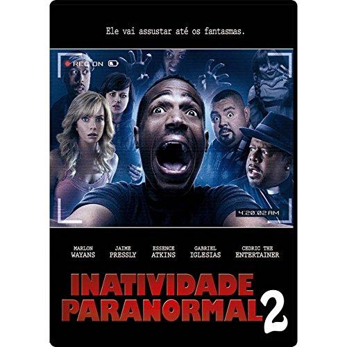 Inatividade Paranormal 2 - [DVD]