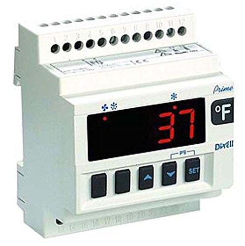 Elektronische regelaar Dixell XR 170 D, 230 V, 8 A, DIN
