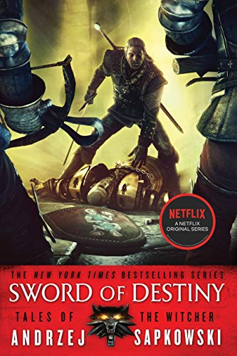 Sword of Destiny (The Witcher Book …
