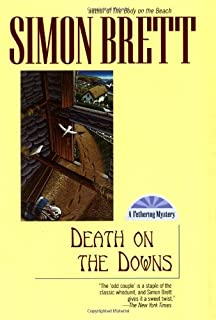 Death on the Downs (Fethering Mystery)