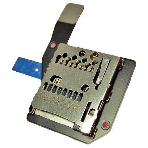 Microsoft Lumia 950XL/Dual SIM lector de tarjetas de memoria original Flex cable de SD Connector de Memory Card Reader