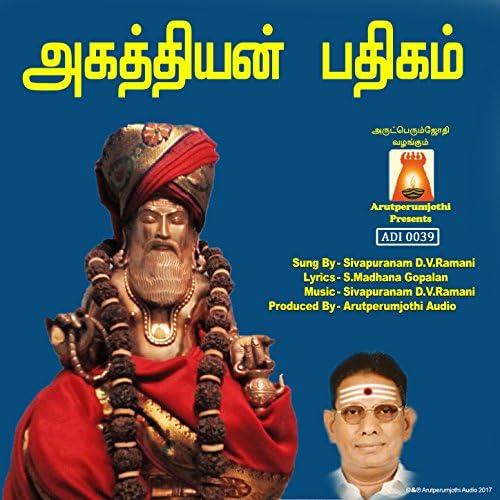 Sivapuranam D. V. Ramani