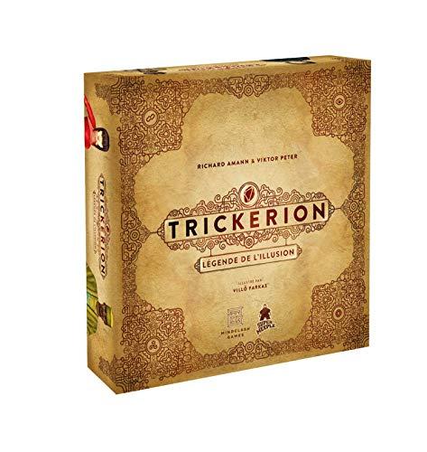 Trickerion – Französische Version