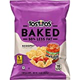 Baked Tostitos Oven Baked Scoops Tortilla Chips (Pack of 72)