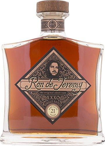 Ron de Jeremy XXXO 21 Years Old Solera 2017 Rum - 700 ml