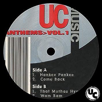 Anthems, Vol. 1