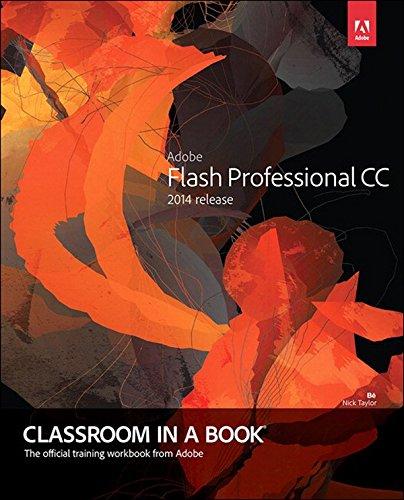 Adobe Flash Professional CC Classroom in a Book (2014 release) (English Edition)