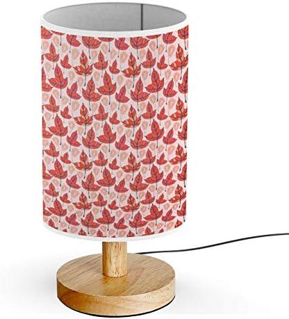 ARTSYLAMP - Wood Finally resale start Base Decoration Lamp Table Light Bedside Desk Max 85% OFF