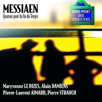メシアン:世の終わりのための四重奏曲