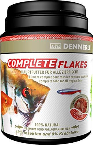 Dennerle Complete Gourmet Flocons 1000 ml, boîte