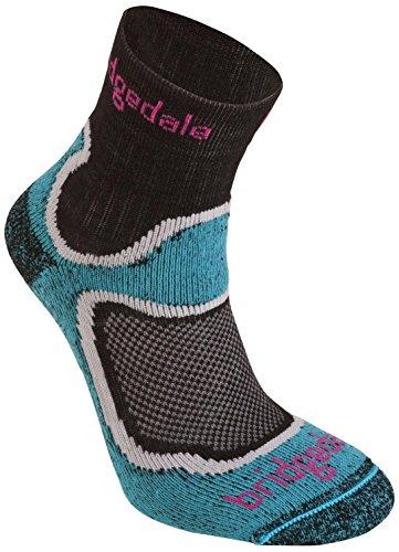 Bridgedale Women's Coolfusion Run Speed Trail Socks
