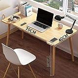 Mesa de ordenador Escritorio, simple, hogar, estudiante, mesa de habitación, alquiler de sala, mesa de escritorio de la computadora, escritorio simple, mesa de estudio, mesa, escritorio, mesa de orden