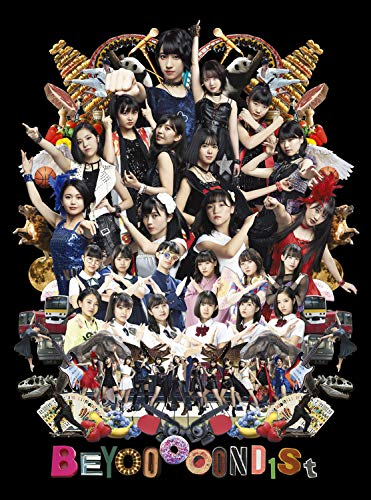 【Amazon.co.jp限定】BEYOOOOOND1St (初回生産限定盤A) (Blu-ray Disc付) (メガジャケ(通常盤絵柄)付)