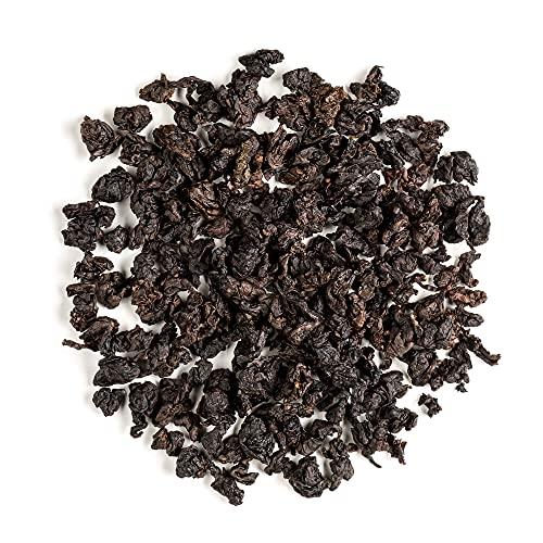 Tie Guan Yin Oolong Tee - Geröstet Blauer Tee Ti Kuan Yin China - Chinese Wu Long Tee Tieguanyin - 50g