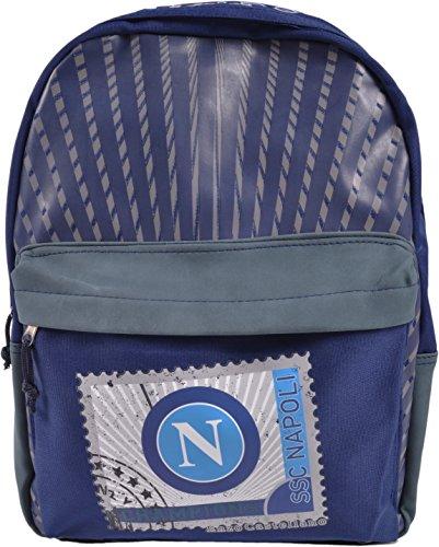 SSC NAPOLI 12930 Mochila Unisex - Adulto, Azul, M