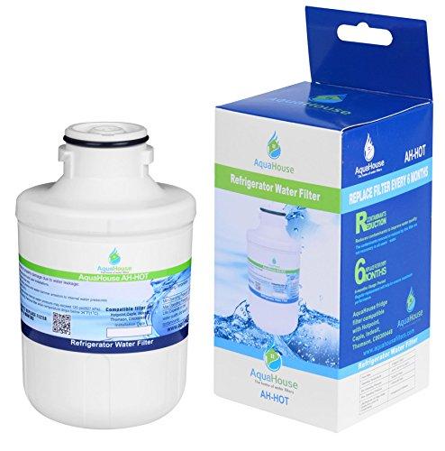 AH-HOT Kühlschrank Wasserfilter für Hotpoint SXBD922FWD, Caple CAFF205, Indesit C00300448, Thomson THSBS90WDWH, Ariston, Electrolux - kompatibel