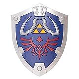 SwordMaster - Large Blue Link's Knight Hylian Foam Shield from The Game Legend of Zelda Nib