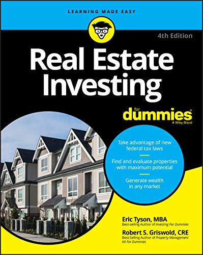 Compare Textbook Prices for Real Estate Investing For Dummies 4 Edition ISBN 9781119601760 by Tyson, Eric,Griswold, Robert S.