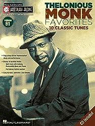 Jazz Play-Along Vol.091 Thelonious Monk + Cd