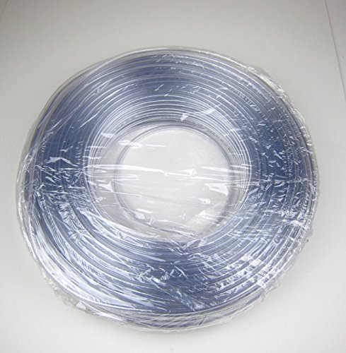 Tuyau transparent PVC Createx 4 x 6 mm