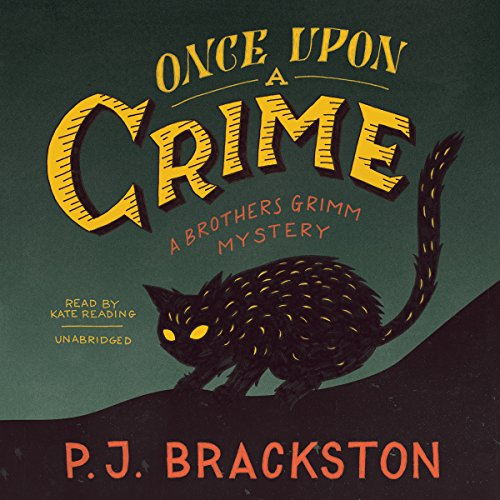 Once Upon a Crime audiobook cover art