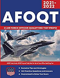 top rated AFOQT Research Manual: AFOQT Preparation and Research Book for Air Force Officer Qualification Exams 2021