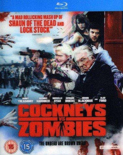 Cockney'S Vs Zombies [Edizione: Regno Unito] [Reino Unido] [Blu-ray]