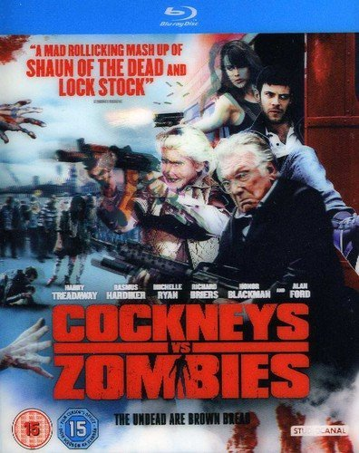 Cockney'S Vs Zombies [Edizione: Regno Unito] [Reino Unido] [Blu-ray]