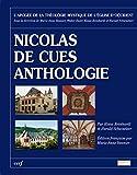 Nicolas de Cues – Anthologie - Format Kindle - 8,99 €