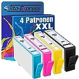 Tito-Express PlatinumSerie Juego de 4 cartuchos de impresora compatibles con HP 903XL 903 XL   para HP OfficeJet 6900 Series 6950 Pro 6860 6868 6950 6960 6968 6970 6975 6978