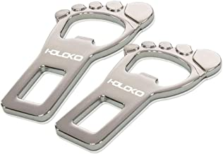 2 Pack Bottle Openers, Metal Buckle Clip Multipurpose Fit on your Keychain