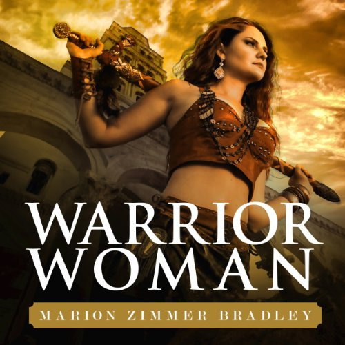 Warrior Woman audiobook cover art