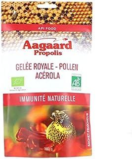 Aagaard Propolis | Mezcla de Jalea Real, Polen, Acérola, Lucuma bio | 200 g