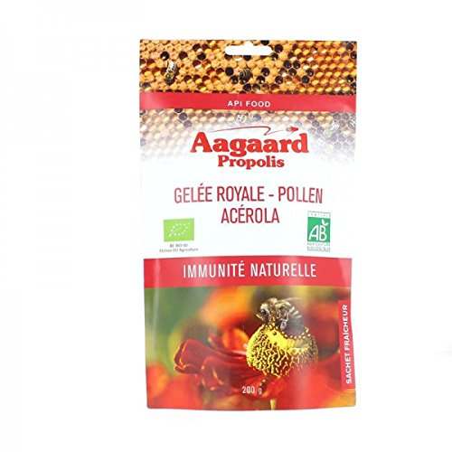 Königliche Jelly Pollen Acerola Lucuma (Mischung) | 200g | Aagaard Propolis
