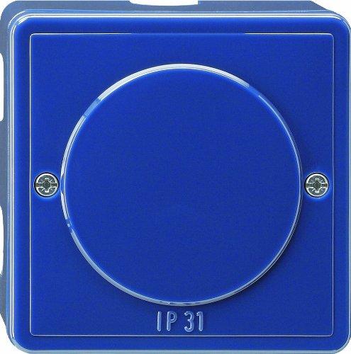 Gira 007046 verdeeldoos S, blauw