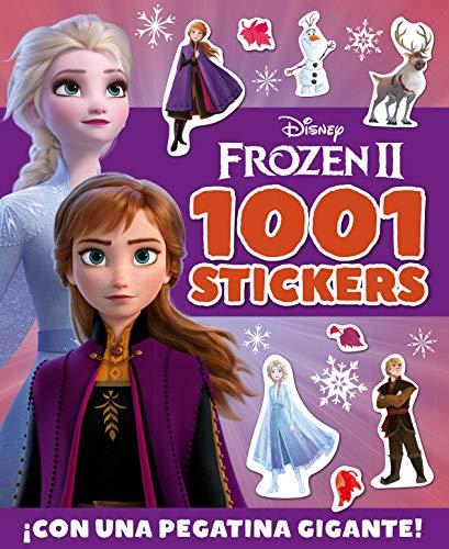 Frozen 2. 1001 stickers (Disney. Frozen 2)