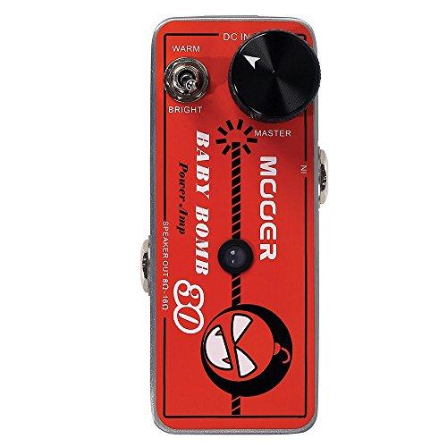 Mooer Baby Bomb 30 Power Amp - Etapa de potencia para guitarra...